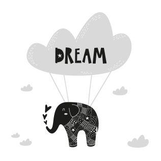 PUPPİS İskandinav Dream Poster